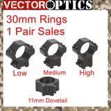 Vector Optics – anneaux de monta...