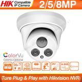 Hikvision Compatible 5MP dôme PO...
