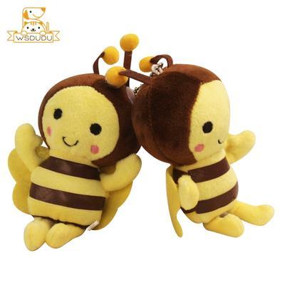 Peluche d'abeille...