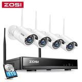 ZOSI – système de vidéosurveilla...