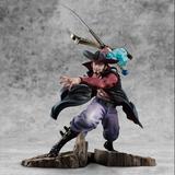 Figurine de Combat Mihawk dracul...