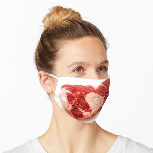 Kalbshaxe Maske