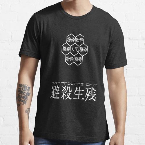 Diskordanzachse Essential T-Shirt