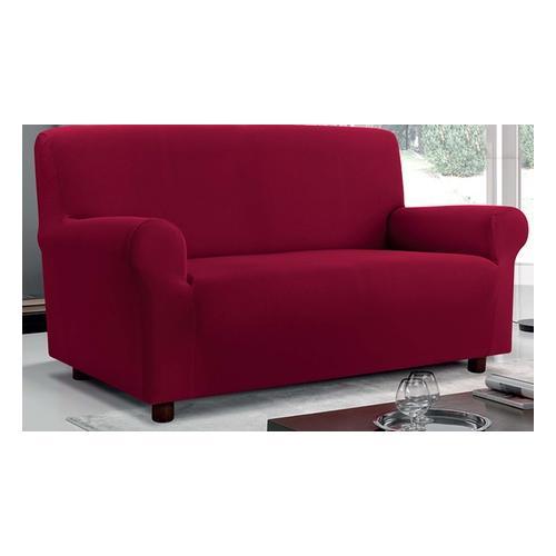 Sofa-Bezug: Weiß / Zweisitzer