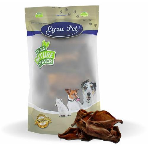 200 Stk. ® Schweineohren, Europa, ca. 9 kg - Lyra Pet