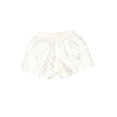 VKM Athletic Shorts: White Sport...
