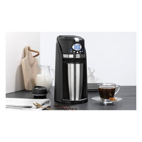 Beem Thermo 2 Go & Grind Single-Filterkaffeemaschine mit Mahlwerk