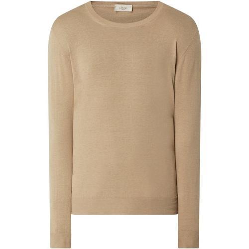 Altea Pullover aus Leinen-Baumwoll-Mix