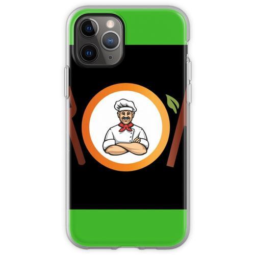 Küchengestaltung Flexible Hülle für iPhone 11 Pro