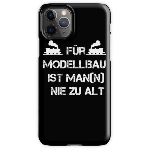 Für Modellbau ist Man(n) nie zu Alt iPhone 11 Pro Handyhülle