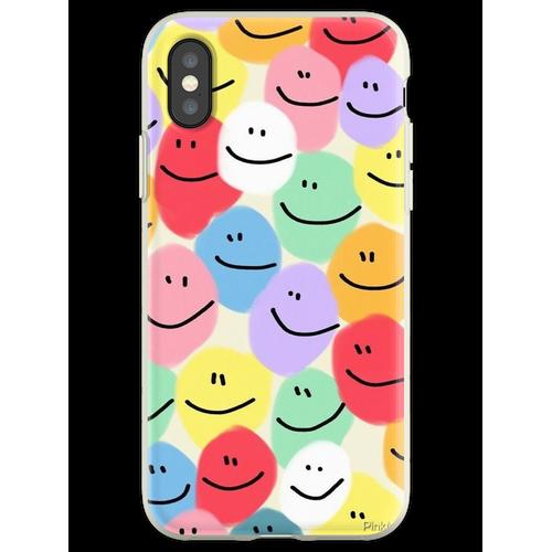 Smileee Flexible Hülle für iPhone XS