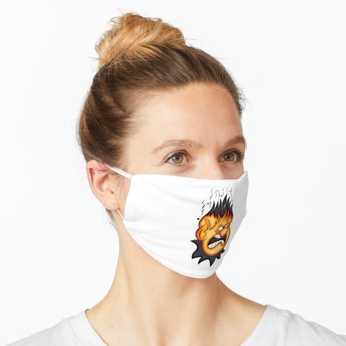 Herr Geizhals Maske