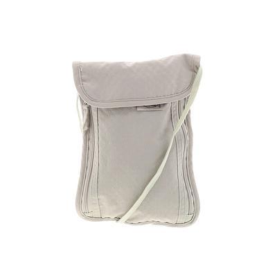 Assorted Brands - Assorted Brands Crossbody Bag: Gray Solid Bags