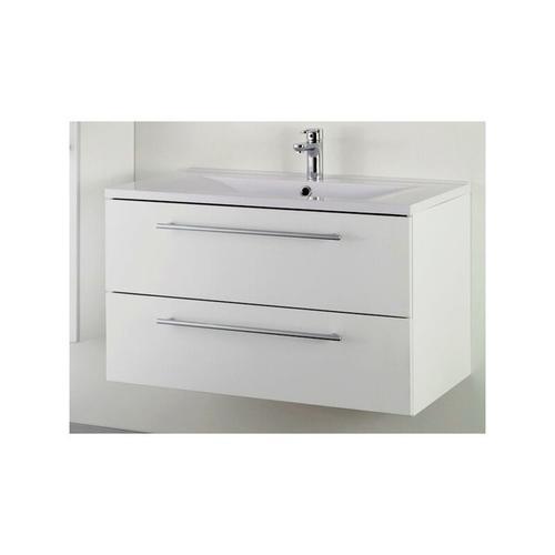 Waschbeckenunterschrank FIORA 90 WEISS
