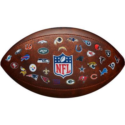 Wilson NFL OFF THROWBACK 32 TEAM...
