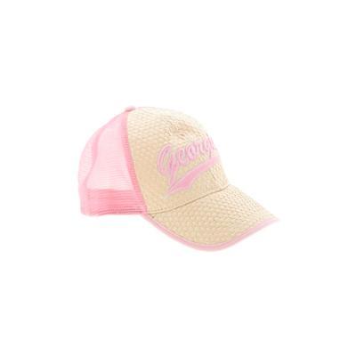 Baseball Cap: Pink Accessories