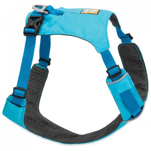 Ruffwear - Hi & Light Harness - Hundegeschirr Gr XS blau