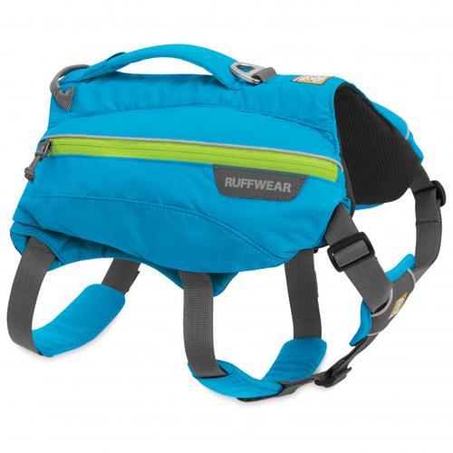 Ruffwear - Singletrak Pack - Hundegeschirr Gr L/XL blau