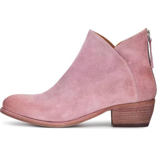 Thea Mika, Stiefelette Gipsy in rosa, Stiefeletten für Damen Gr. 41