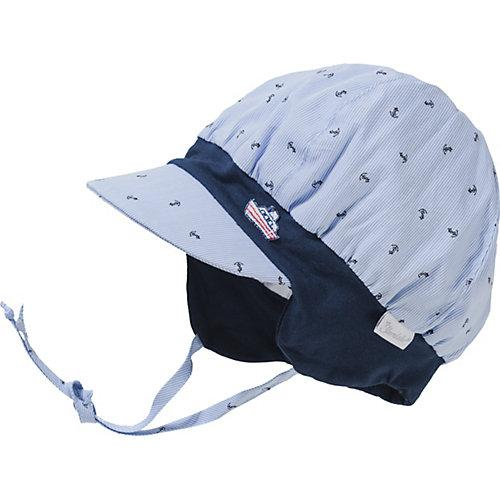 Baby Schirmmütze blau Jungen Kleinkinder