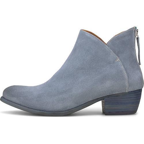 Thea Mika, Stiefelette Gipsy in blau, Stiefeletten für Damen Gr. 36