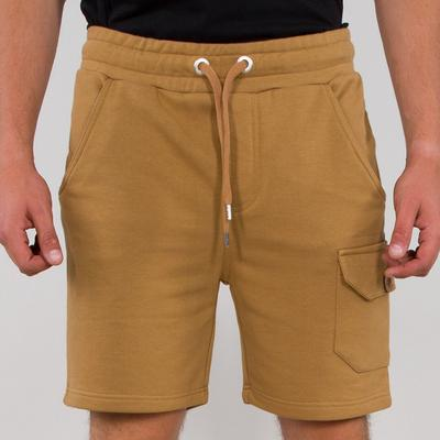 Alpha Industries Terry Shorts, brun, taille S