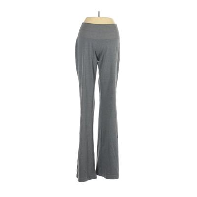 Tek Gear Yoga Pants - Low Rise: Gray Activewear - Size X-Small