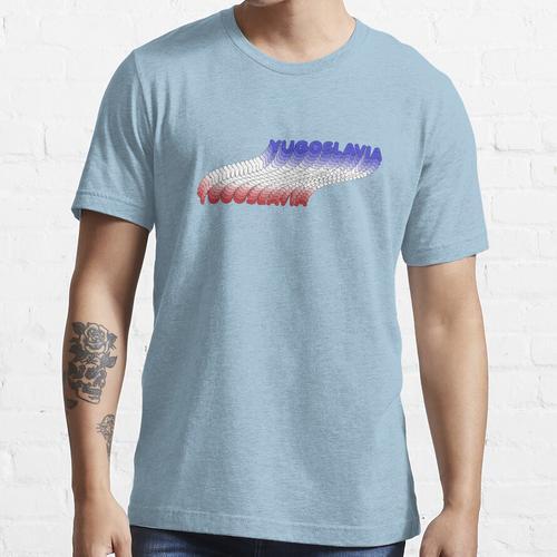 Ex Jugoslawien - Jugoslawien Essential T-Shirt