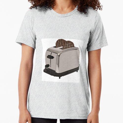 Alles Gute zum Geburtstag Hamburger Toaster Vintage T-Shirt