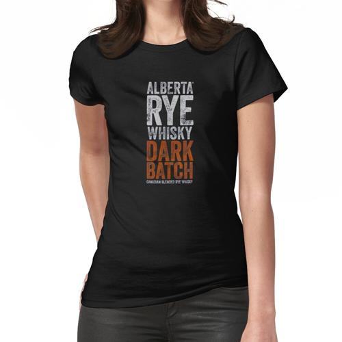 Alberta Rye Whisky Dark Batch Frauen T-Shirt