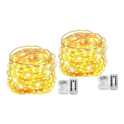LED-Lichterkette mit 100 LEDs: 1