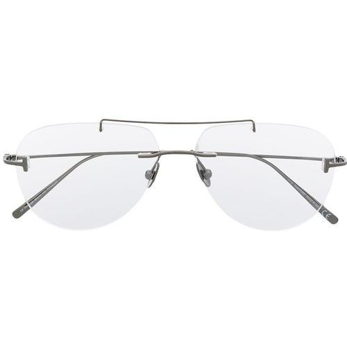 Tom Ford Rahmenlose Pilotenbrille