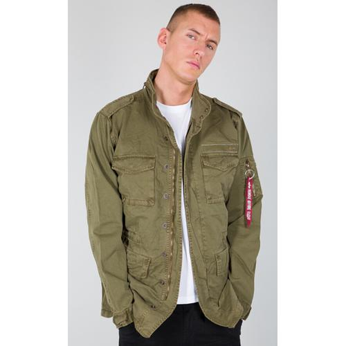 Alpha Industries Huntington Jacke, grün, Größe XL
