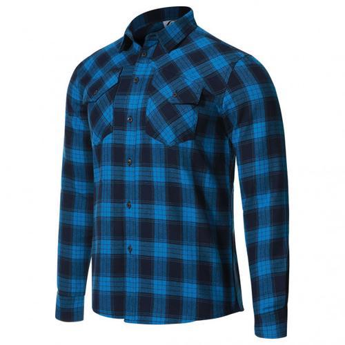 Protective - P-Rockabilly - Hemd Gr XXL blau/schwarz