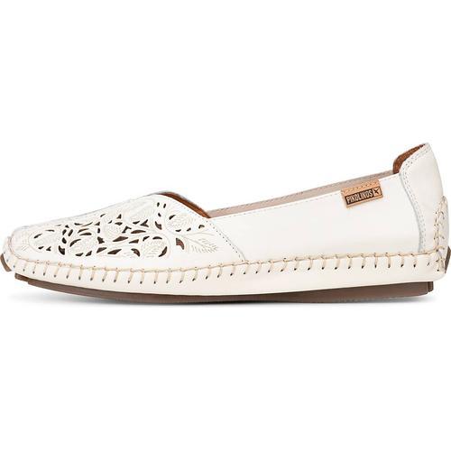 Pikolinos, Ballerina Jerez in weiß, Ballerinas für Damen Gr. 40