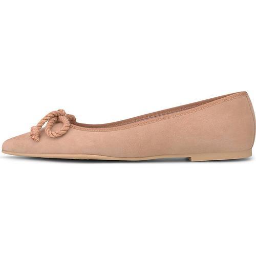 Pretty Ballerinas, Ballerina in rosa, Ballerinas für Damen Gr. 40