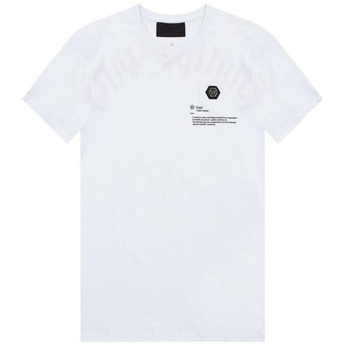 Philipp Plein T-Shirt mit einzigartigem Logo