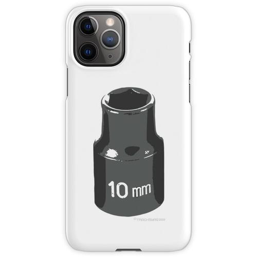 FAND ES! 10mm Buchse (dunkel) iPhone 11 Pro Handyhülle