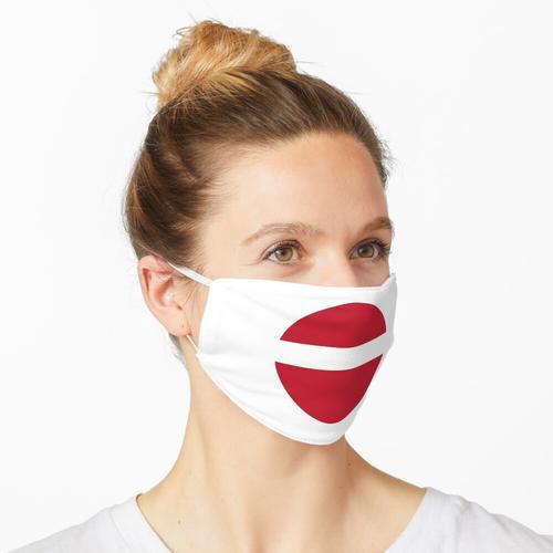 Lettland, Latvija, Lettland Maske