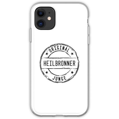Heilbronn Heilbronner Junge Flexible Hülle für iPhone 11