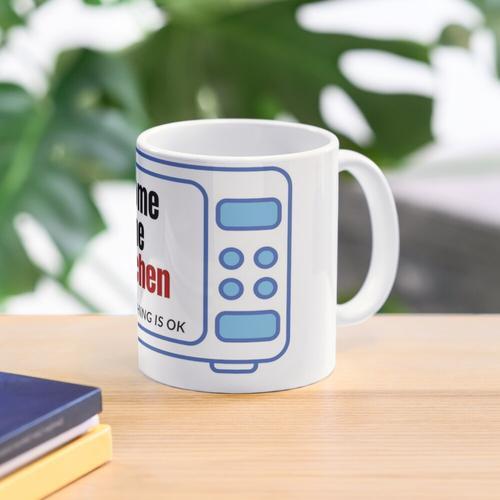 Ok Küche (Mikrowelle) Tasse
