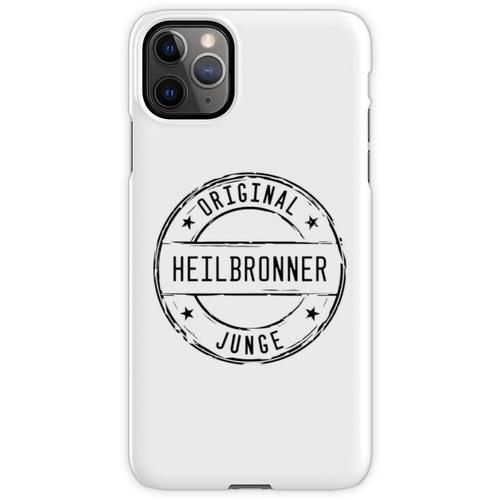 Heilbronn Heilbronner Junge iPhone 11 Pro Max Handyhülle