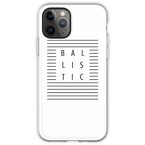 Ballistische Streifen Flexible Hülle für iPhone 11 Pro