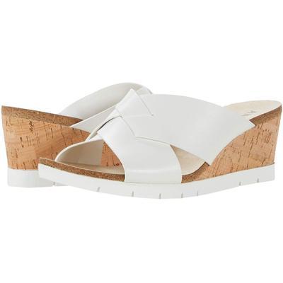 Lexy Shoes - White - Anne Klein Heels