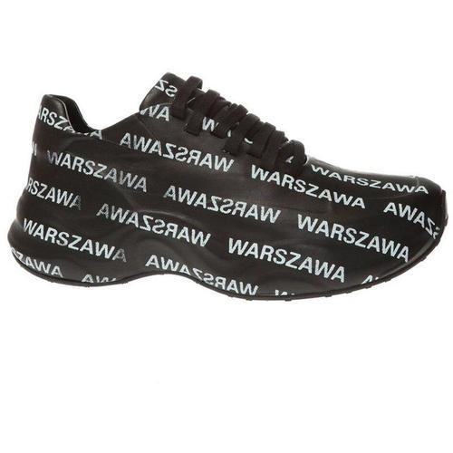 M I S B H V Warszawa Moon sneakers