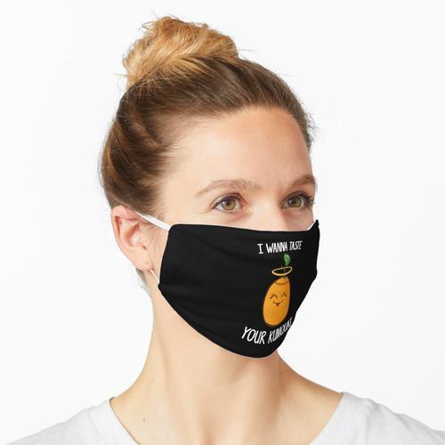Ich will deine Kumquat essen Maske