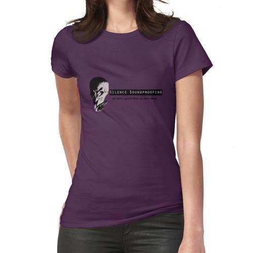 Schallschutz Frauen T-Shirt