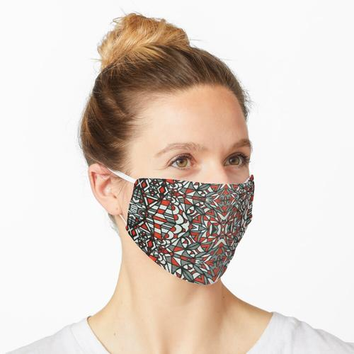 Tricolor Maske