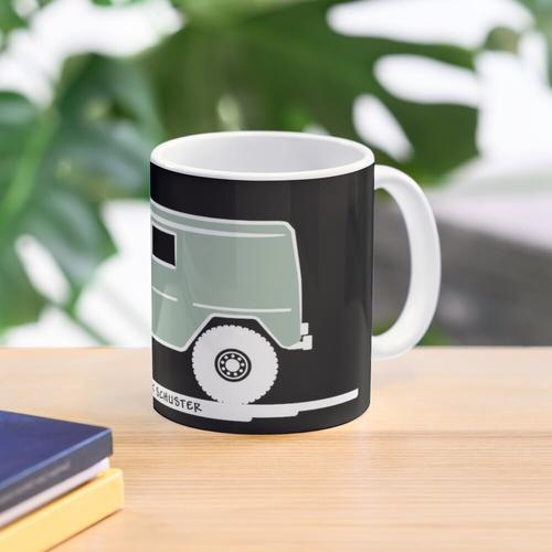 Volvo Laplander C303 for Black Shirts Mug
