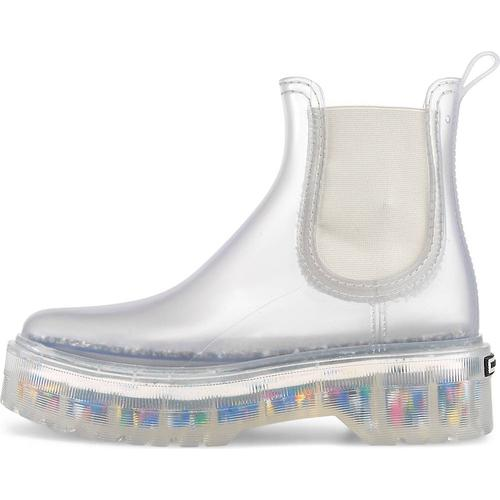 Lemon Jelly, Gummi-Boots Ravyn in transparent, Gummistiefel für Damen Gr. 38